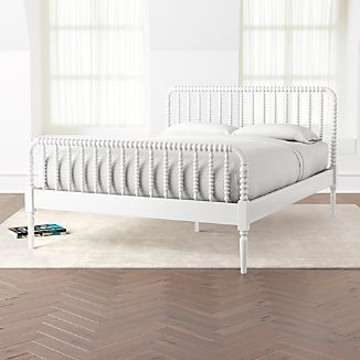 Queen Bed Frames Crate And Barrel