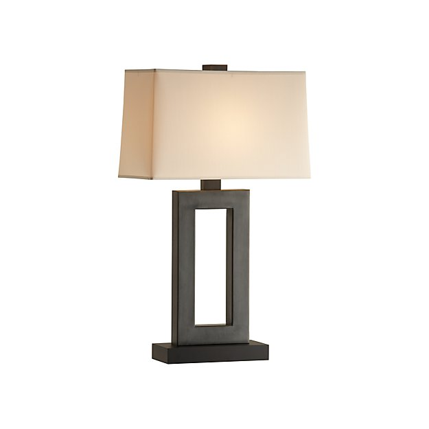 Duncan Antiqued Bronze Table Lamp In Table Amp Desk Lamps