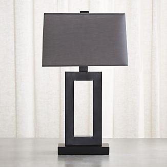 Duncan Antiqued Bronze Table Lamp