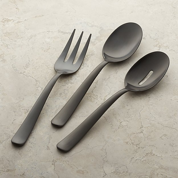 Jett 3-Piece Serving Set - Image 1 of 3