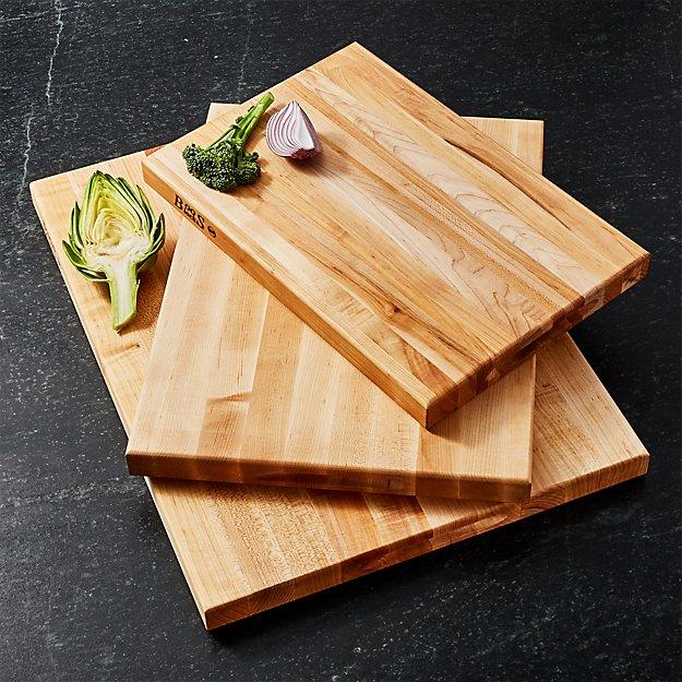 John Boos Maple Cutting Boards