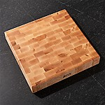John Boos 18 x18  Reversible Maple Chopping Block