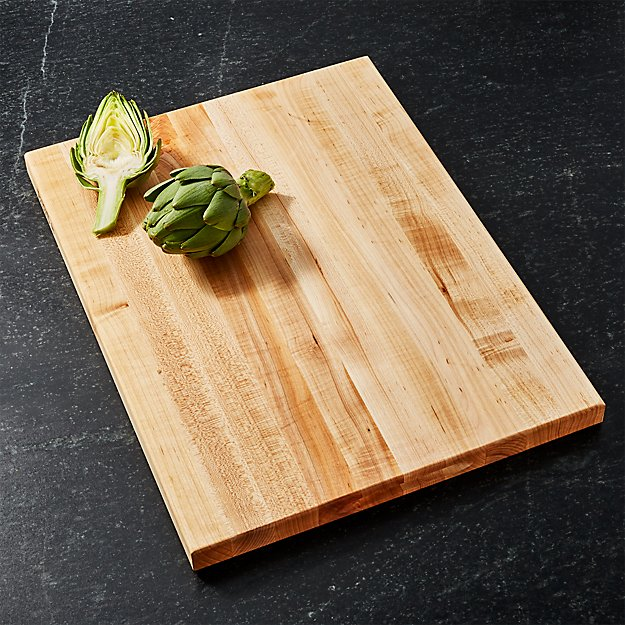 John boos quot x maple cutting board reviews crate