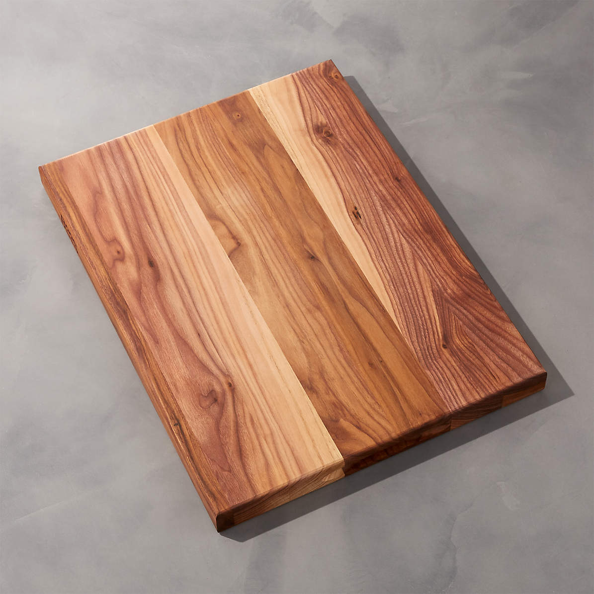 John Boos 20 X15 Reversible Walnut Cutting Board Reviews Crate And Barrel