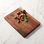 John Boos 17 x12  Rustic Edge Walnut Cutting Board