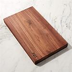 John Boos 21 x12  Rustic Edge Walnut Cutting Board