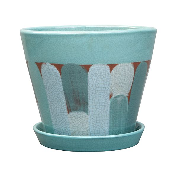 Jonna Blue Planter