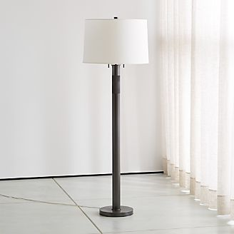 Chic Floor Lamps to Brighten Your Home | Crate and Barrel