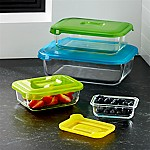 Joseph Joseph ® 8-Piece Nest Glass Storage Set: