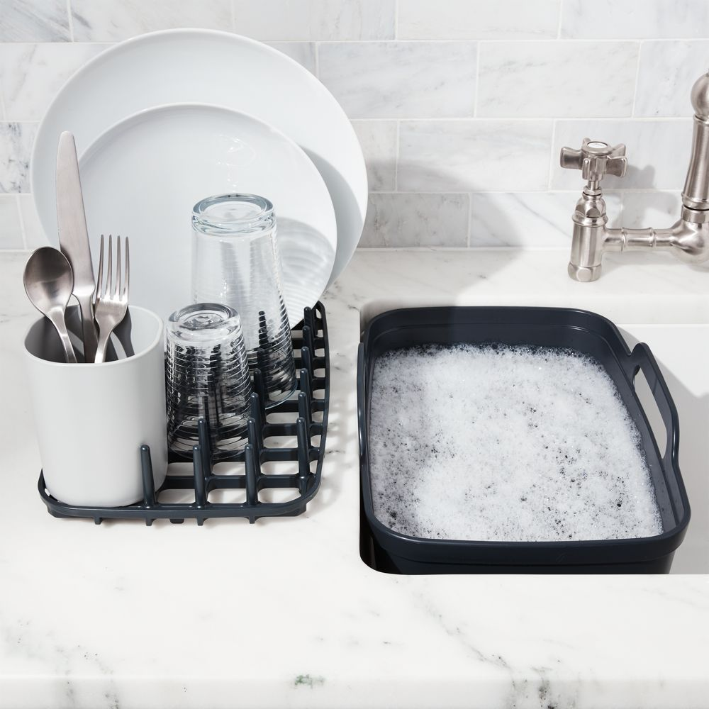Joseph Joseph ® Wash&Drain ™ Plus - Crate and Barrel