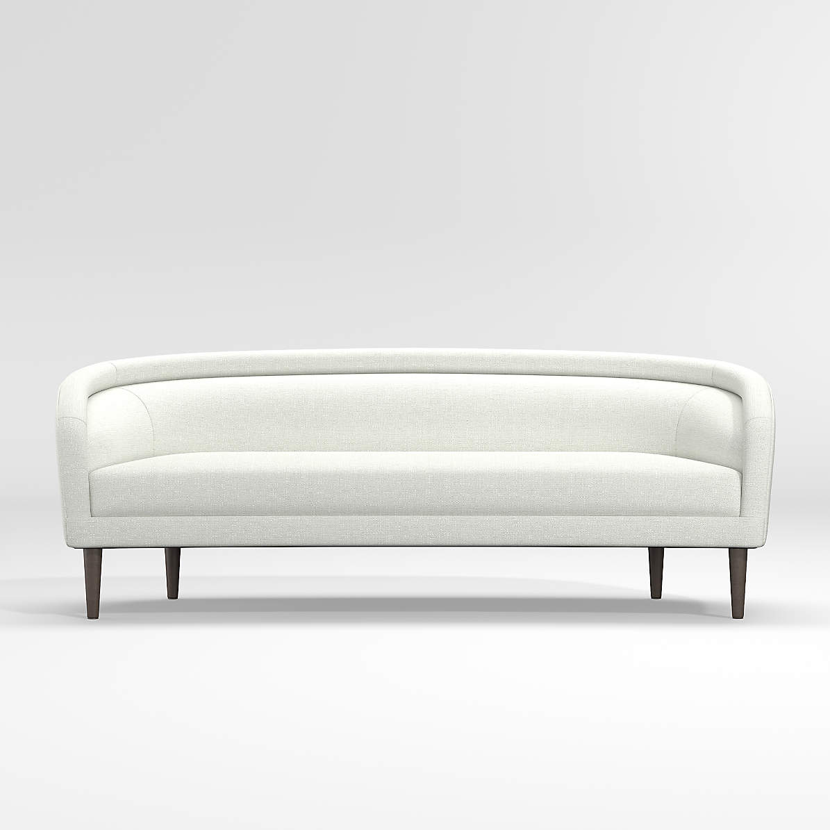 Josephine Curved Sofa Crate And Barrel