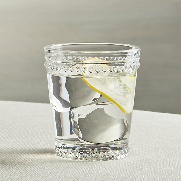 Josie Double Old-Fashioned Glass