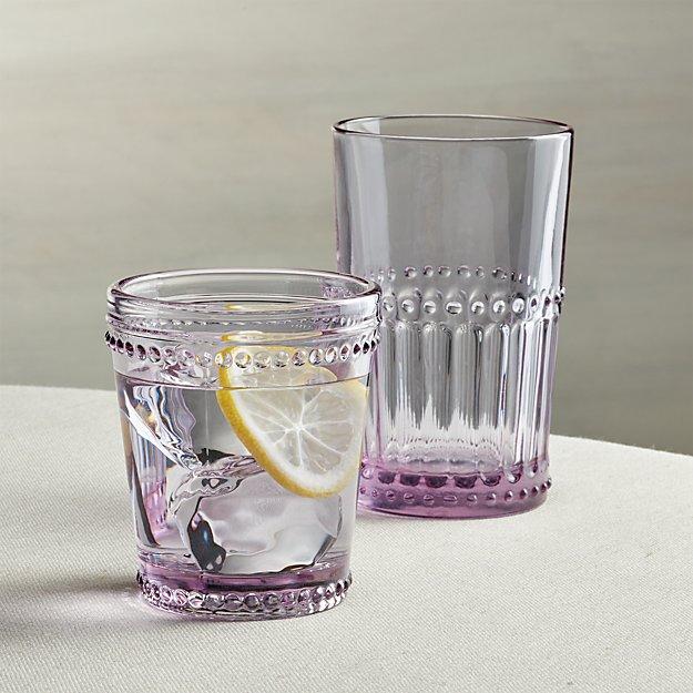Josie Lilac Glasses