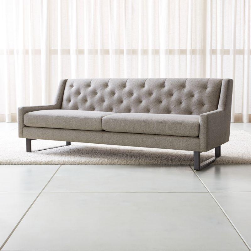 Jourdan Tufted Back Sofa Reviews