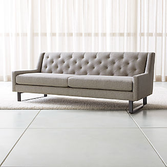 Jourdan Tufted Back Sofa