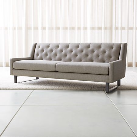 Magnificent Jourdan Tufted Back Sofa Download Free Architecture Designs Scobabritishbridgeorg