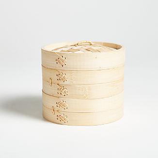 """Joyce Chen 6"""" Bamboo Steamer"""