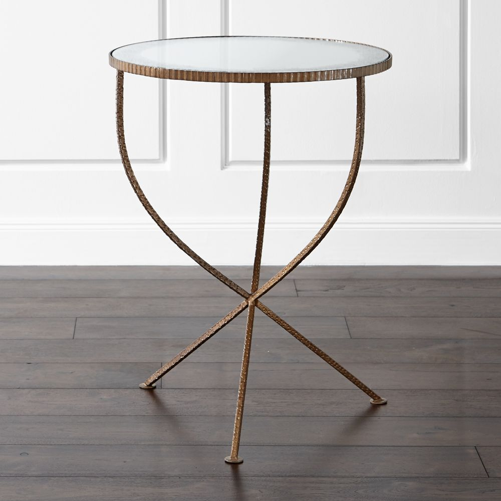 Jules Large Accent Table - Crate and Barrel