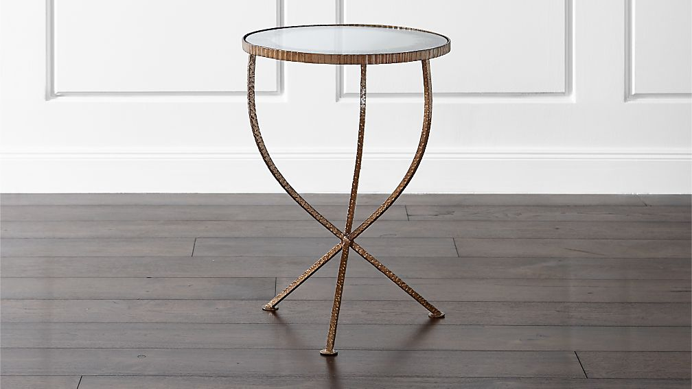 Sale alerts for  Jules Small Accent Table - Covvet