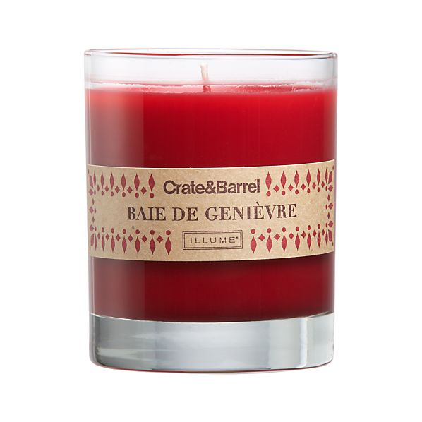 Juniper Berry Scented Candle