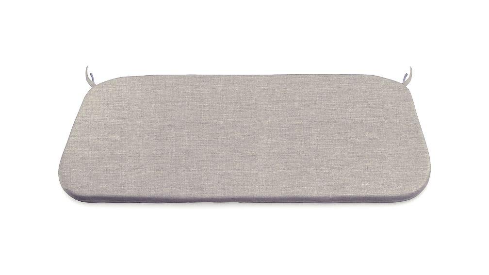 Kali Outdoor Aluminum Loveseat Cushion - Image 1 of 1