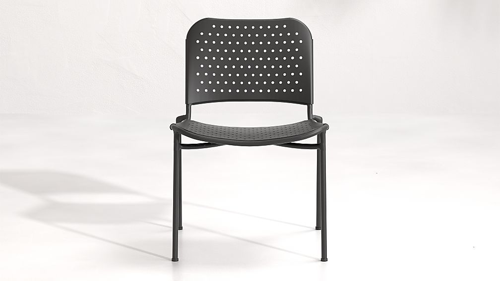 Kali Outdoor Aluminum Dining Chair - Image 1 of 8