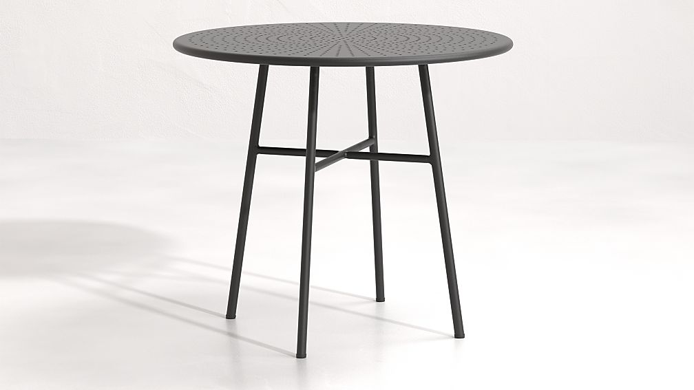 Kali Outdoor Aluminum Dining Table - Image 1 of 5