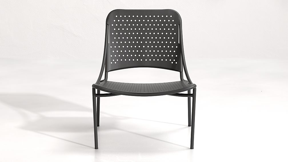 Kali Outdoor Aluminum Lounge Chair - Image 1 of 8