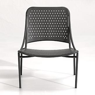 Kali Outdoor Aluminum Lounge Chair