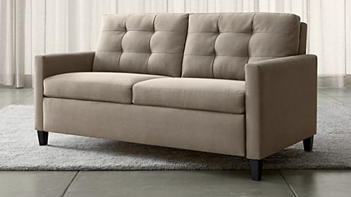 sofa beds and sleeper sofas crate and barrel rh crateandbarrel com sofa bed and loveseat combo sofa bed loveseat canada