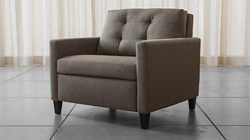 Superbe Karnes Cot Sleeper Sofa