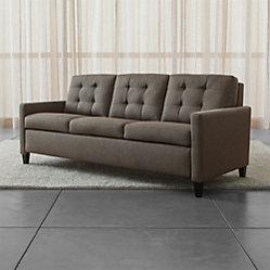 Karnes 71 Queen Sleeper Sofa Meritage Storm Crate And
