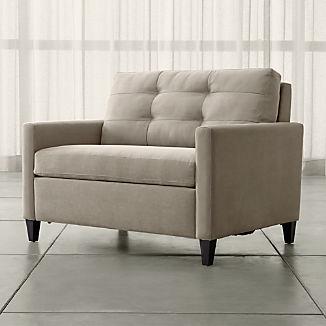 Karnes Twin Tufted Sleeper Sofa