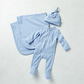 Periwinkle Kate Quinn Baby Gift Set