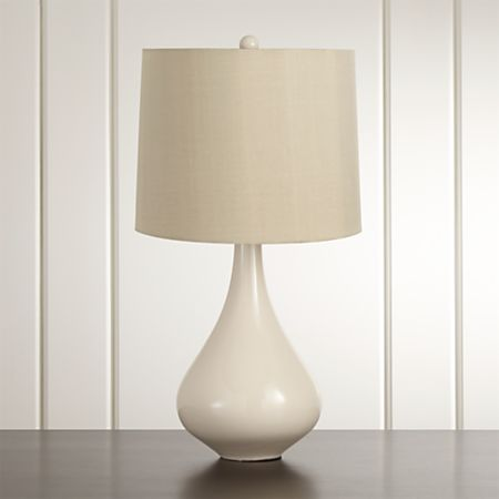 Kathryn Ivory Table Lamp