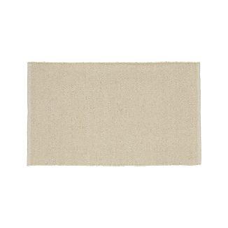 Kavi Natural Wool-Blend 4'x6' Rug