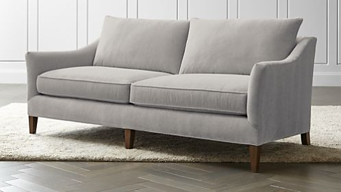 pin it keely apartment sofa