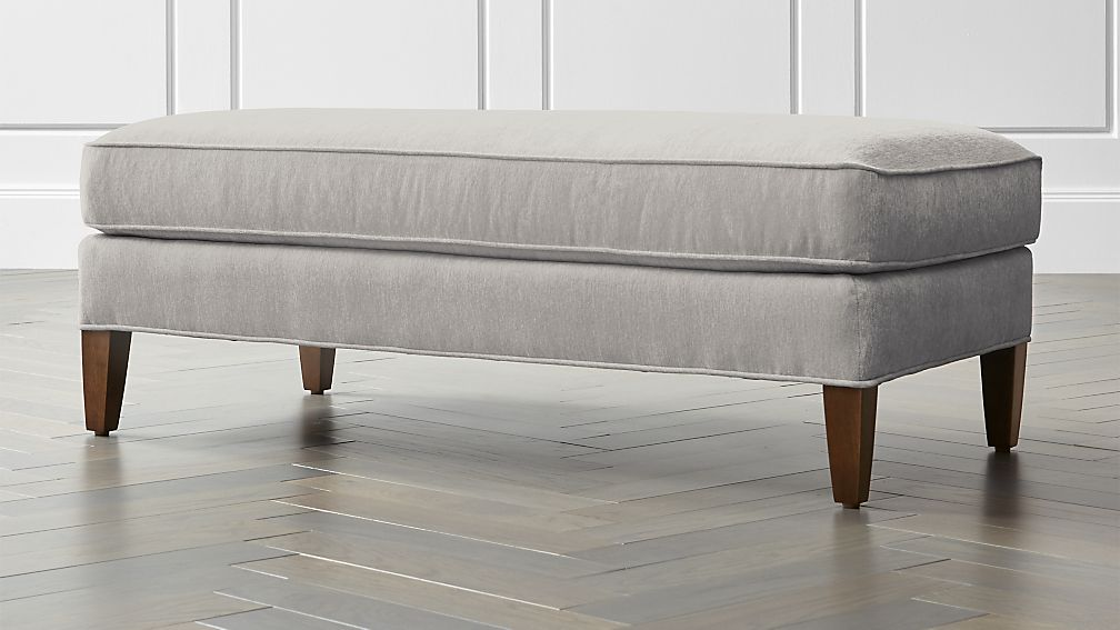 Keely Ottoman and a Half - Image 1 of 3
