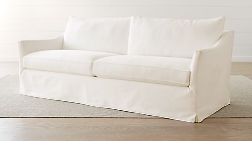 Keely Slipcovered Sofa