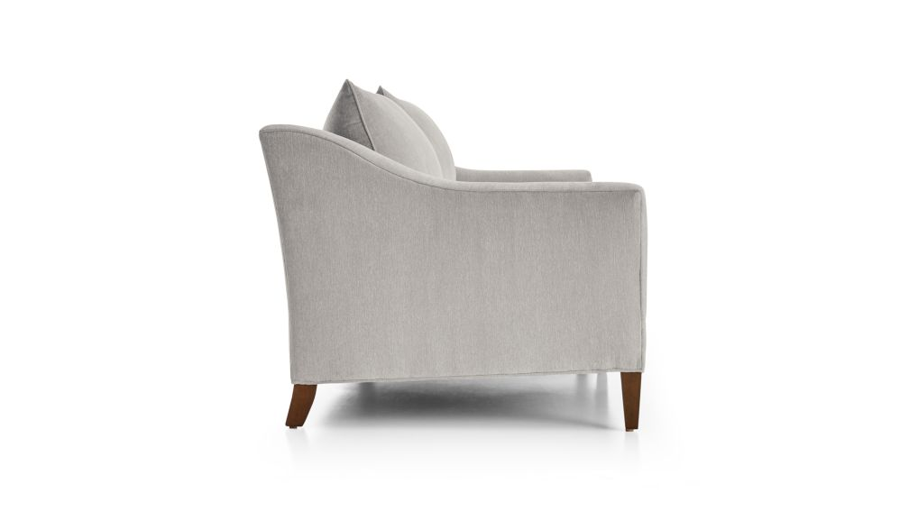 Keely Sofa - French Farmhouse Decor on Fixer Upper Get the Look The Club House Family Room with Shopping Resources as well as Design Ideas.