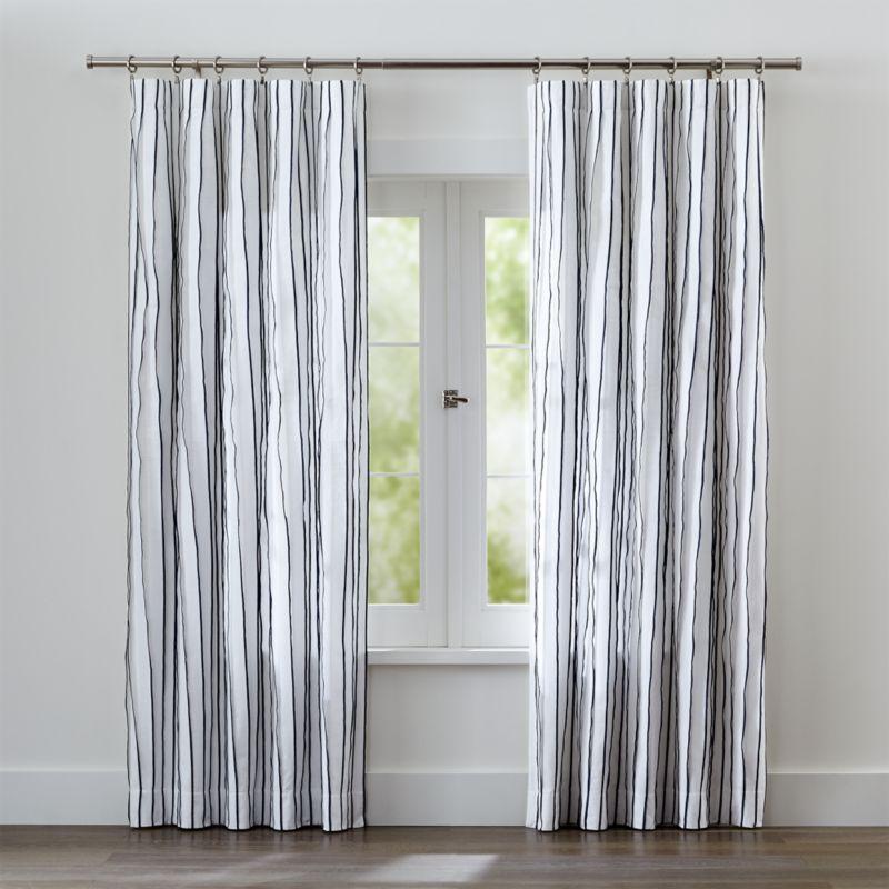 pinstripe curtains curtain menzilperde net