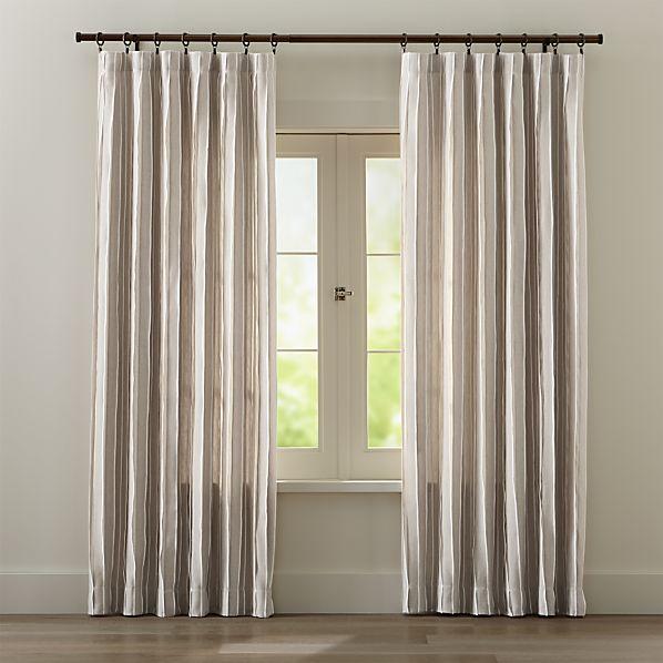 Kendal Natural Curtains