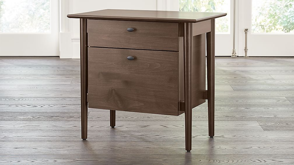 Kendall Cocoa File Cabinet - Image 1 of 7