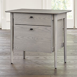 Kendall Dove File Cabinet