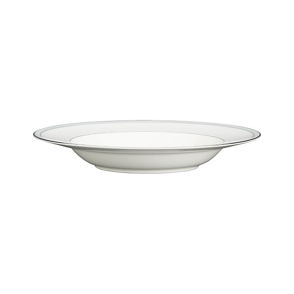 Kensington Blue Low Bowl