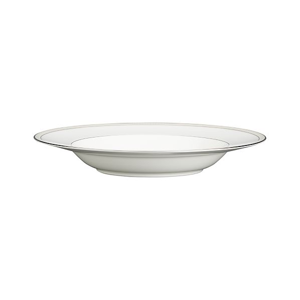 Kensington Pearl Low Bowl