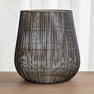 Kent Wire Extra Large Hurricane Candle Holder