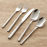 Kenton 5-Piece Flatware Place Setting