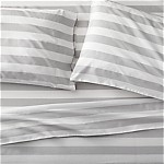 Marimekko Kesahelle Grey King Sheet Set