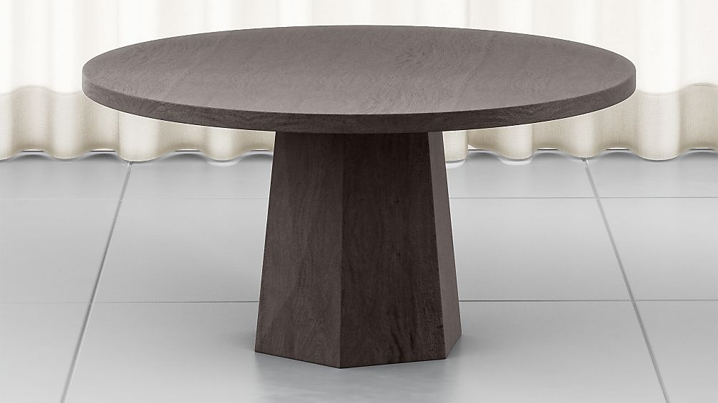 "Kesling 60"" Round  Wood Dining Table - Image 1 of 8"